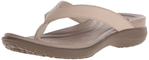 crocs-womens-capri-flip-flop-chai-walnut-5-m-us