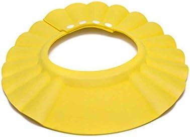 Mengonee Visera de baño de ducha ajustable Escudo de lavado gorra ...