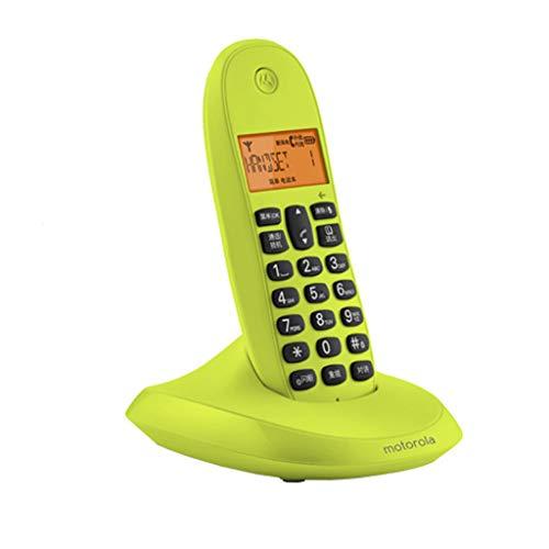 Buy rotary lime green phone