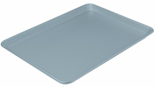 Chicago Metallic Commercial II Non-Stick Jelly Roll Pan, 16-3/4 by 12-Inch