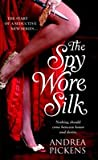 img - for The Spy Wore Silk book / textbook / text book