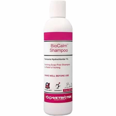 VetBioTek BioCalm Shampoo (8 oz) by VetBioTek
