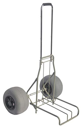 Sherpa Folding Beach Cart with Balloon Wheels for Sand for $<!--$139.00-->