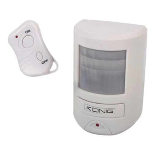 73 opinioni per König SEC-APR20 motion detector- motion detectors (Wireless, Infrared sensor,