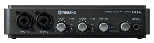 Yamaha GO46 Firewire Audio MIDI Computer Interface