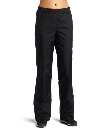 Columbia Women's Storm Surge Pant, Black, Medium - Wet Weather Rain Pants