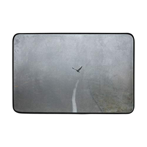Modern Area Rugs 23.6x15.7 Inches Fly Bird Wing