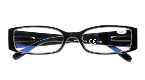 UV Protection,Anti Blue Rays,Reduce Eyestrain,Computer Reading Glasses Women