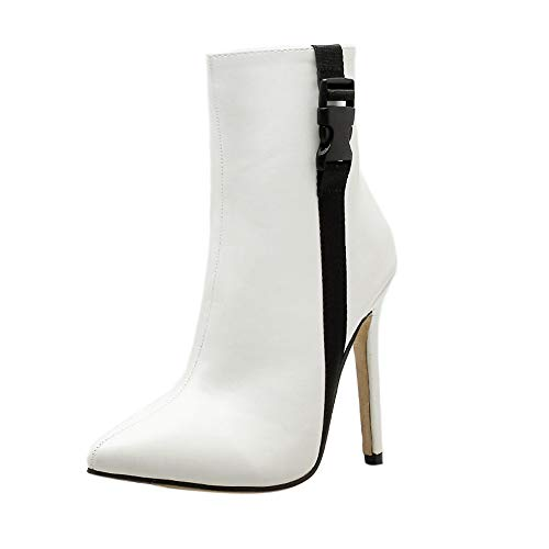Fashion in Londony, Women Pumps High-Heel Boots Spring High Heels Sandals Shoes Pointed Toe Strappy