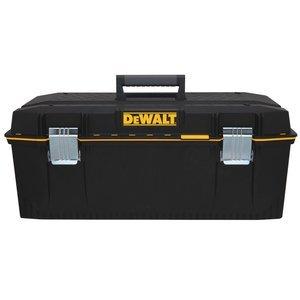 Dewalt Plastic Tool Box - DeWalt DWST28001 Structural Foam Water Seal Plastic Tool Box