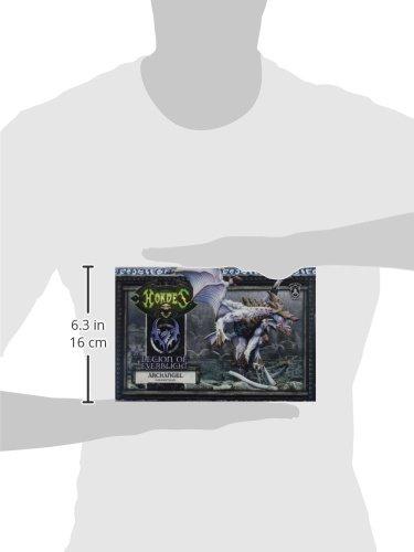 Privateer Press - Hordes - Legion: Archangel Gargantuan Model Kit 4