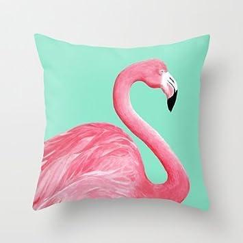 Top Top New Rosa Flamingo Kissenbezüge Home Dekoration ...