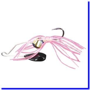ハヤブサ(Hayabusa) ロックフィッシュ チヌ・根魚専用リグ ボトムアーム FS240 7g 2 ピンクアピールの商品画像
