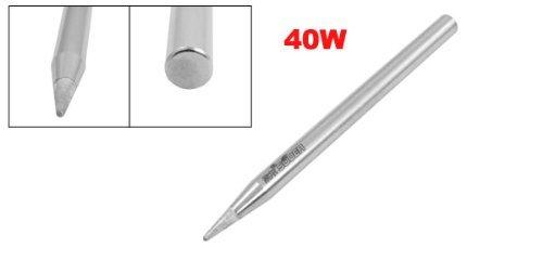 Ronda de la caña en punta sobre herramientas de soldadura 2.76 Longitud 40W - - Amazon.com