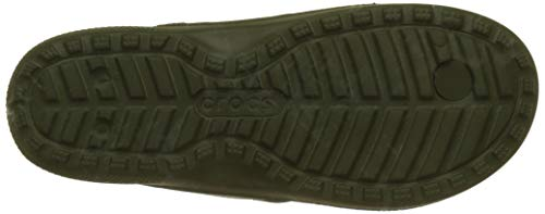 Green Mix Classic Crocs Verde adulto Army Flop 309 Flip Ttwwxfq0
