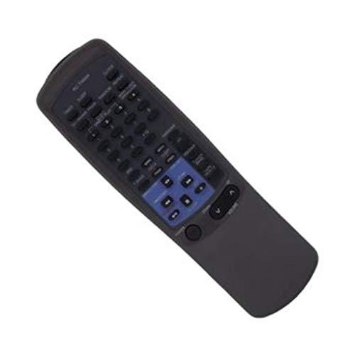 Controle Aiwa Rc-Tn999 Aiwa Para 1 Cd, Carrossel Com 3 CdS Inclusive Com Função Karaokê C0100