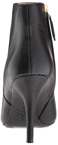 West Black Women's Black Leather Nine zqdPw8nBx