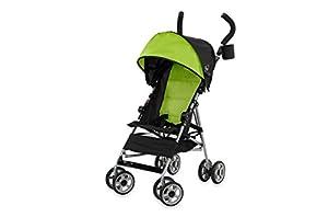 Kolcraft® Cloud 2015 Umbrella Stroller in Green/Black