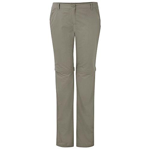 Craghoppers Walking Zip ladies Womens Trousers Marr�n off Nosilife Aaqw4gWZrA