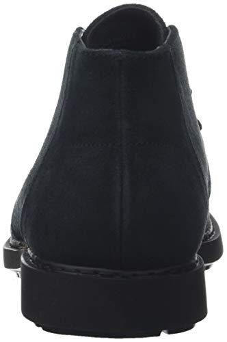 Stringate Stringate Stringate Black Camper Camper Camper Oxford Uomo Neuman Nero 001 Scarpe qqwEY