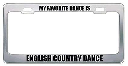 Amazon com: My Favorite Dance is English Country Dance Heavy