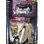 Batman Dark Knight Movie Master Deluxe Action Figure Scarecrow (Crime Scene Evidence)