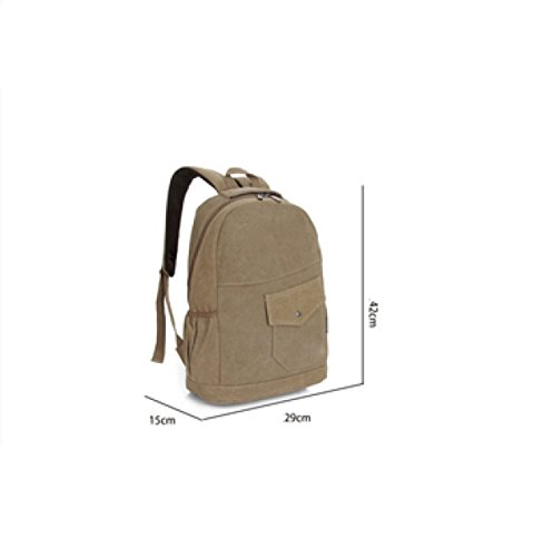 Black Bag purpose Shoulder Multi Leisure Outdoor Travel Business Laidaye Backpack g1FzZqRn