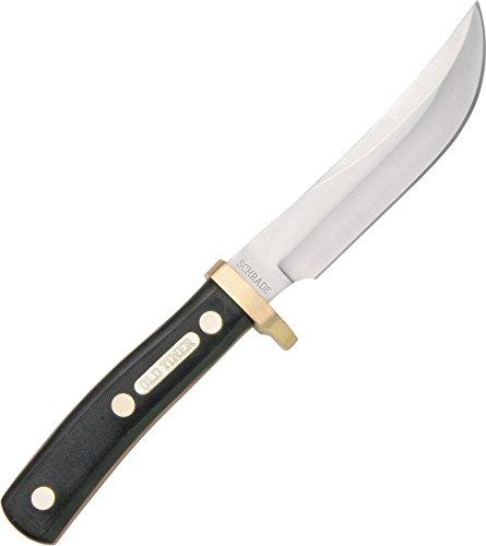 Full Timers - Old Timer 165OT Woodsman Full Tang Fixed Blade Knife