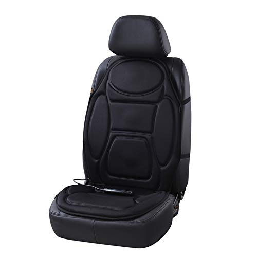 CAR SEAT Car Heated Seat Cushions,12V Vibrating Massager Massage Chair Cushion