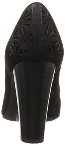 Lauren by Ralph Lauren Women's Viona II Dress Pump Black Elko Nubuck 3G4Pw4Sg