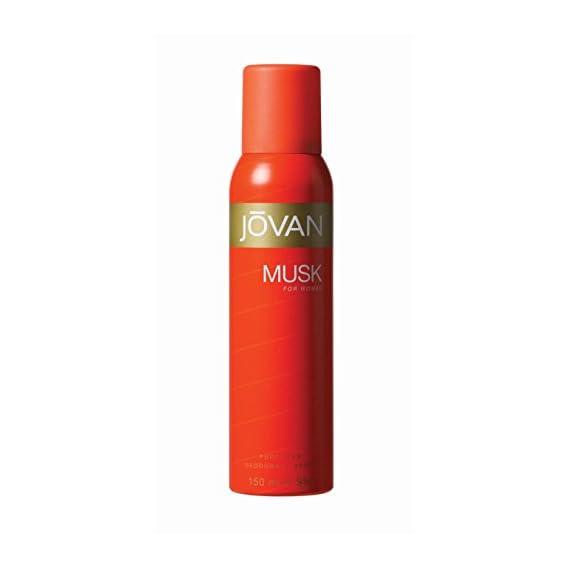 Jovan Musk Body Spray for Women, 150ml