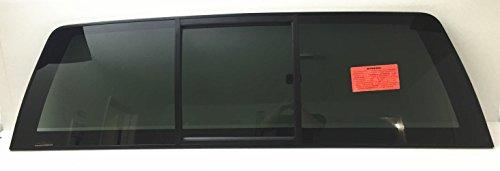 CRL Fits Dodge Dakota Sliding Rear Window Glass 3 Panel Back Slider