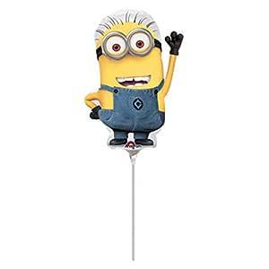 Balloonarama - Globo - Minions Diseño - Mini Shape - Idea ...