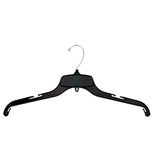 NAHANCO 28800 Plastic Top Hanger, Super Heavy Weight, 17