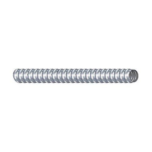 Marmon Home Improvement Prod 1521-0500A Reduced Wall Flexible Aluminum Conduit Coil, 25-Feet, 1/2-Inch