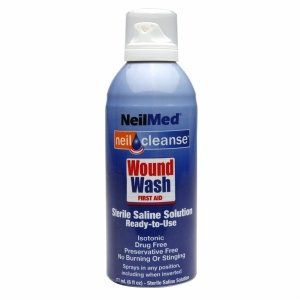NeilMed NeilCleanse Wound Wash pack