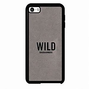 Phone Acccessory Ipod Touch 6th Generation Case Funda DSQUARED2 Logo Famous Brand Cool Design Classical Design Cover
