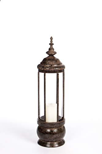 H Potter Hurricane Large Candle Holder Decorative Candle Lantern Large
