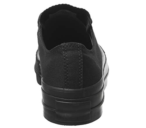 Ox Basket All Taylor Black Converse Lift 001 Clean Noir Star Femmes Chuck BaqzHw8