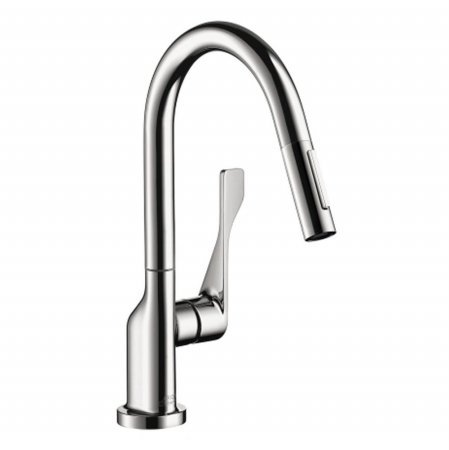 Hansgrohe Brass Pull Down Faucet Pull Down Brass