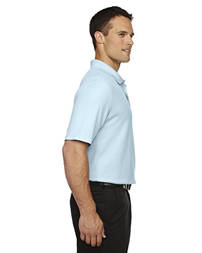 Devon & Jones Men's Drytec Performance Polo Shirt, CRYSTAL BLUE, X-Large