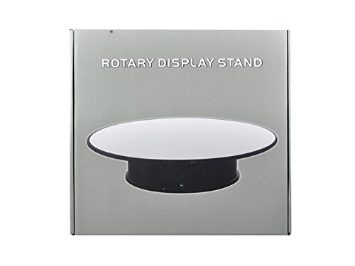 Other Rotary Display Stand 12'' For 1/18 1/24 1/64 1/43 Model Cars With Mirror Top by Maisto