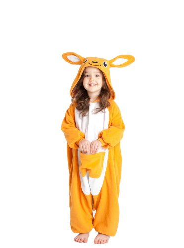 Best Two Year Old Halloween Costumes (Kangaroo Kids Kigurumi (2-5 Years))