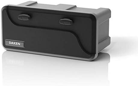 Daken Blackit 2 Bac de rangement 550 x 250 x 295 mm pour remorque