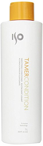 Tamer Condition Smoothing Conditioner Unisex by Iso, 33.8 Ounce (TamerConditioner)