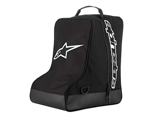 Bag Boot Black Black Size White Alpinestars White One aRdqaw