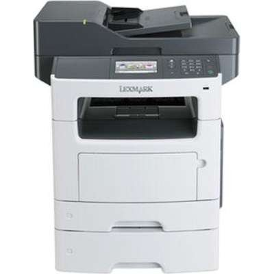 Lexmark 35S5941 MX511dte Multifunction Mono Laser Printer 45PPM Printer/Copier/Scanner/Fax