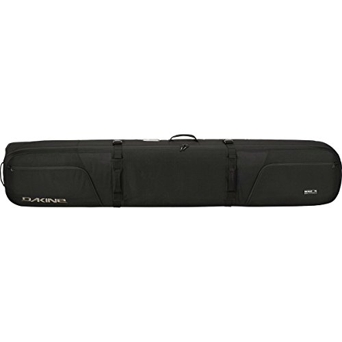 Dakine Unisex High Roller Snowboard Bag, Black, 175 cm