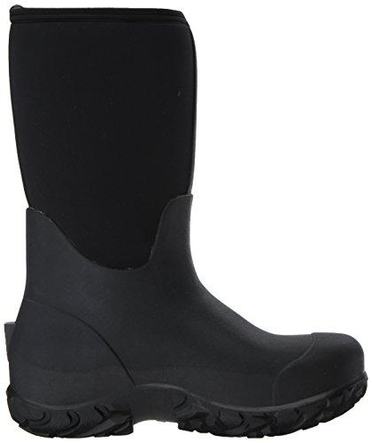 Paludi Mens Shoes Operaio Caccia Nere