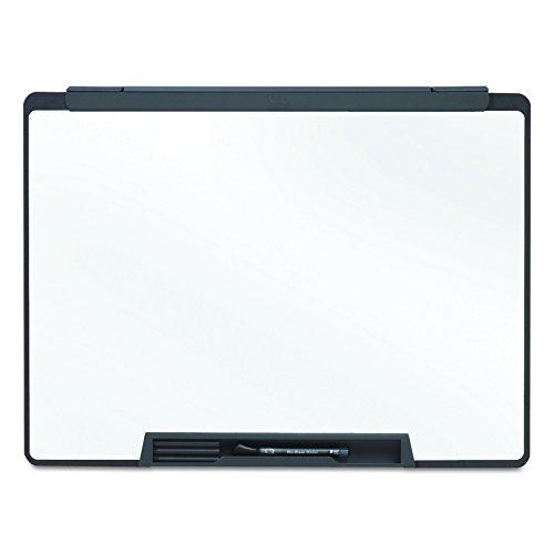 Motion Erase Cubicle Boards Dry (Quartet MMP25 Motion Portable Dry Erase Board, 24 x 18, White, Black Frame)
